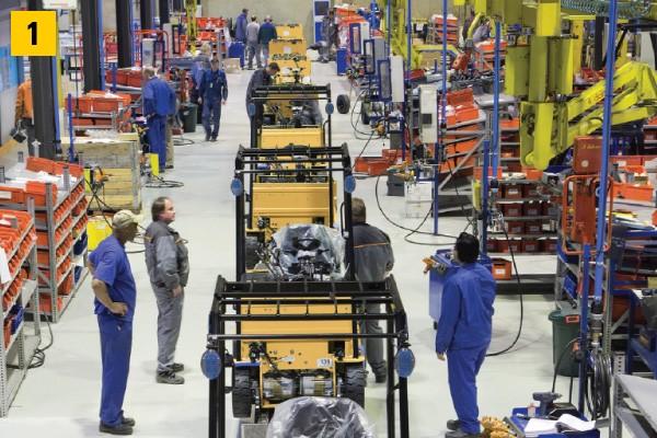 forklift-factory