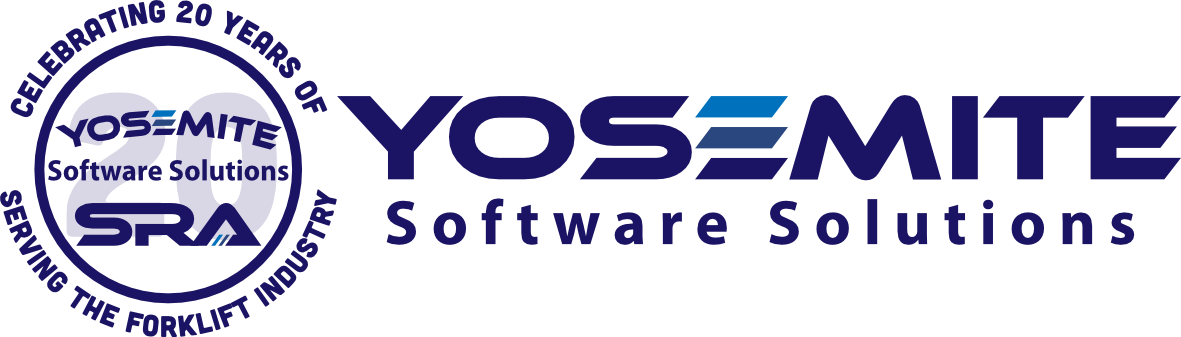 Yosemite Software - Sales Rep's Assistant (SRA)