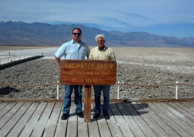 Sean & Ray - Death Valley